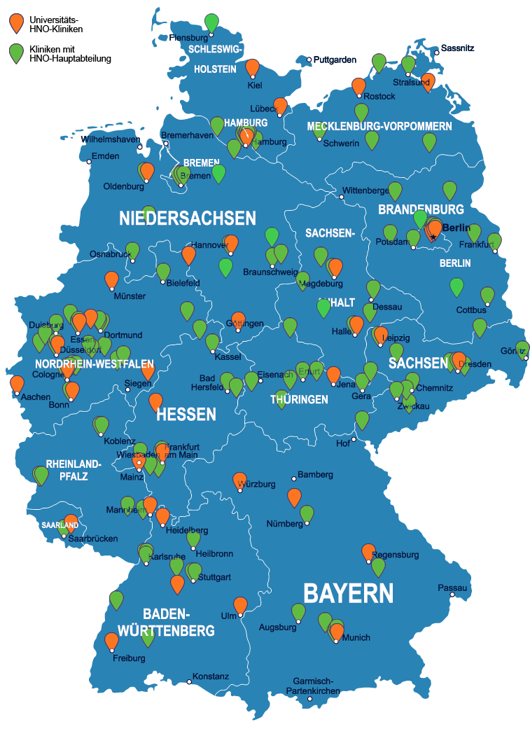 ENT Clinics in Germany